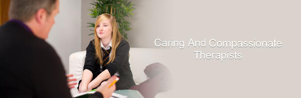Caring and Compassionate Therapists